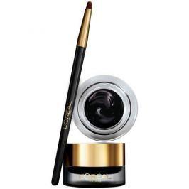 L'Oréal Gelové oční linky Super Liner Gel Intenza 2,8 g (Odstín 01 Pure Black)