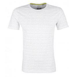 s.Oliver pánské tričko XL bílá
