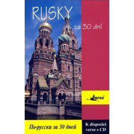 Ditrich Rudolf Mgr.: Rusky za 30 dní + CD