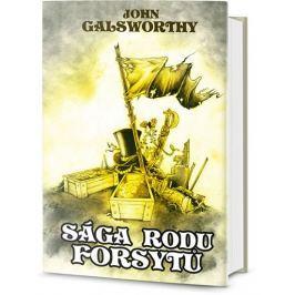 Galsworthy John: Sága rodu Forsytů