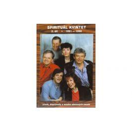 KN Spirituál kvintet 2.díl 1991-1997 Zpěvník