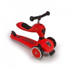 Scoot & Ride Highwaykick 1 červená