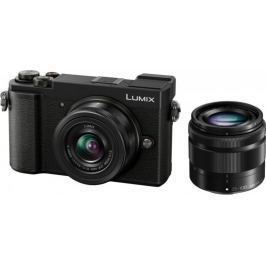 Panasonic Lumix DC-GX9 + 12-32 + 35-100 Black (DC-GX9WEG-K)