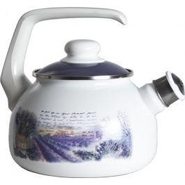 Metalac Čajová konvice s píšťalkou levandule, 2 litry - rozbaleno