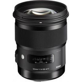 Sigma 50/1.4 DG HSM ART pro Canon - rozbaleno