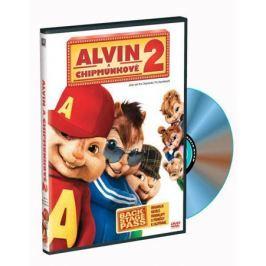 Alvin a Chipmunkové 2   - DVD Dětské