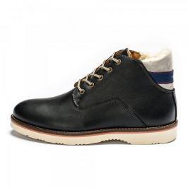 Gant pánská kotníčková obuv Huck 44 černá
