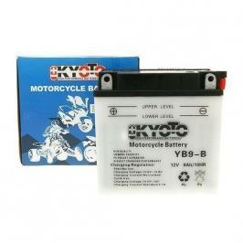 Baterie KYOTO 12V 9Ah  YB9-B  (kysel. náplň není součástí balení)