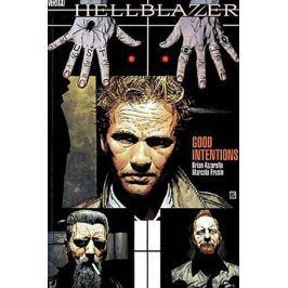 Azzarello Brian, Frusin Marcelo: Hellblazer - Dobré úmysly
