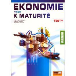 Navrátilová Petra: Ekonomie nejen k maturitě - Testy/řešení