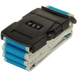 Rock Popruh s kódovým zámkem TA-0012, modrá