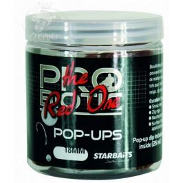 Starbaits Boilie plovoucí Probiotic Red One 60 g 18 mm