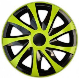 Versaco Poklice KORZO Green/Black sada 4 ks 15