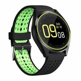 Carneo Smart hodinky CROCS, černé