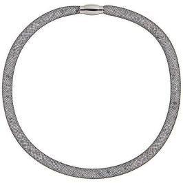 Preciosa Třpytivý náhrdelník Scarlette černý 7250 20