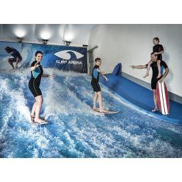 Poukaz Allegria - rodinný indoor surfing