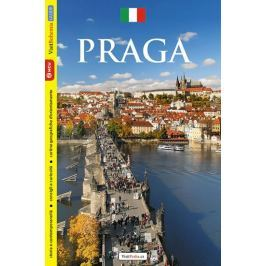 Kubík Viktor: Praha - průvodce/italsky