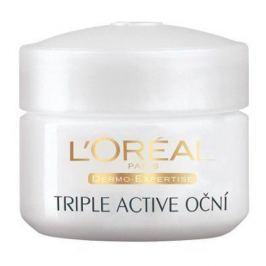 L'Oréal Hydratační oční krém (Triple Active) 15 ml