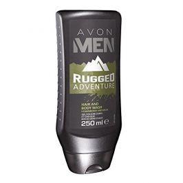 Avon Sprchový gel na vlasy a tělo Rugged Adventure Men (Hair And Body Wash) 250 ml