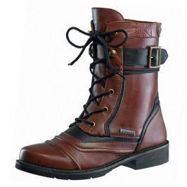 Held boty dámské CATTLEJANE vel.39 hnědá, kůže (pár)