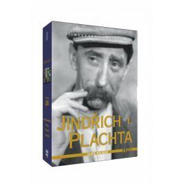 Kolekce Jindřich Plachta (4DVD)   - DVD