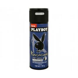 Playboy King Of The Game - deodorant ve spreji 150 ml