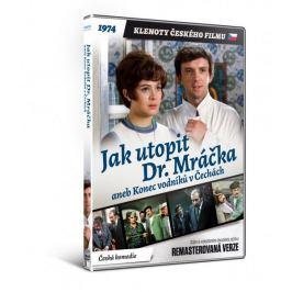 Jak utopit doktora Mráčka aneb Konec vodníků v Čechách - edice KLENOTY ČESKÉHO FILMU (remasterováno)
