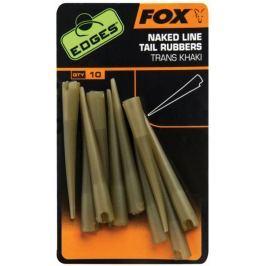 Fox edges gumové převleky naked line tail rubbers 10ks