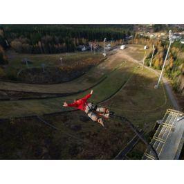 Poukaz Allegria - bungee jumping z TV věže v Harrachově Harrachov