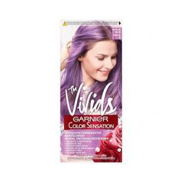 Garnier Barva na vlasy Color Sensation The Vivids (Permanent Hair Color) 60 ml (Odstín 7.21 Vibrant Lavender