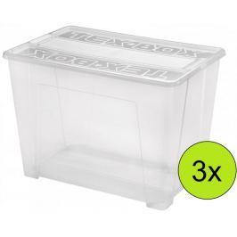 Heidrun Tex Box 70 l, 3 ks