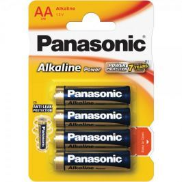 Panasonic Alkaline Power AA LR6 4BP