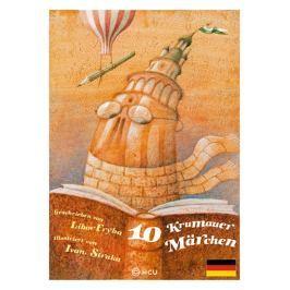 Frýba Libor: 10 krumlovských pohádek/německy