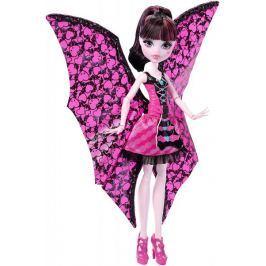 Monster High Příšerka fanstraštická proměna Bat Draculau