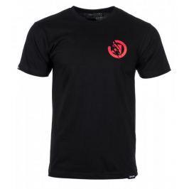 MEATFLY pánské tričko Bruce L černá