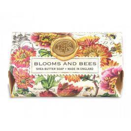 Michel Design Works Hydratační krémové mýdlo Blooms And Bees (Shea Butter Soap) 246 g