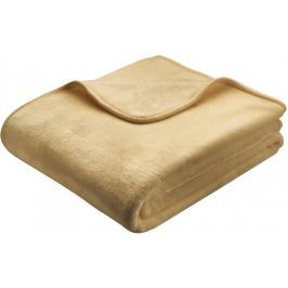 Biederlack Deka Simply Luxury 150x200 cm, béžová