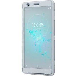 Sony SCTH40 Style Cover touch - Flip pro Xperia XZ2 Grey (1312-4636)
