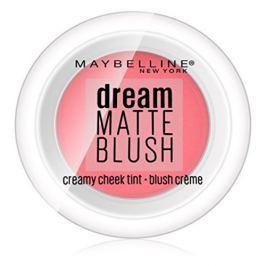 Maybelline Matná krémová tvářenka Dream (Matte Blush) 6 g (Odstín 40 Mauve Intrigue)