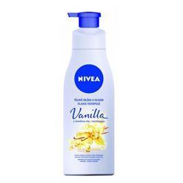 Nivea Tělové mléko s olejem Vanilka a mandlový olej (Oil In Lotion Vanilla & Almond Oil) 200 ml