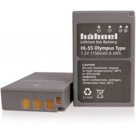 Hähnel BLS-5 pro Olympus