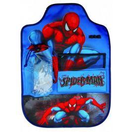 Spiderman Chránič sedadla s kapsami