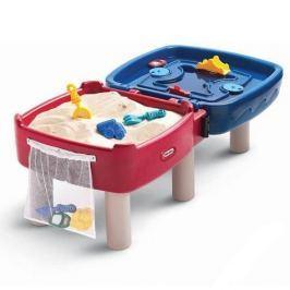 Little Tikes Vodní stůl a pískoviště - rozkládací - rozbaleno