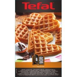 Tefal XA 8006 ACC Snack Collection Heartwaffles Box