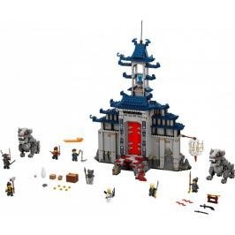 LEGO NINJAGO™ 70617 Chrám nejmocnější zbraně