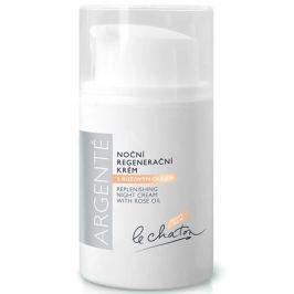Le Chaton Noční regenerační krém s růžovým olejem (Objem 50 g)