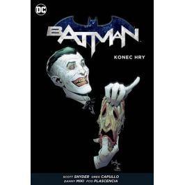 Snyder Scott, Capullo Greg: Batman - Konec hry