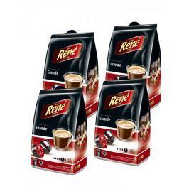 René Grande kapsle pro kávovary Dolce Gusto 16 ks, 4 balení