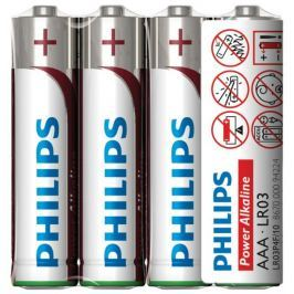 Philips AAA 4ks Power Alkaline (LR03P4F/10)