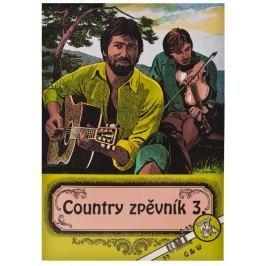 KN Country zpěvník 3. díl Zpěvník
